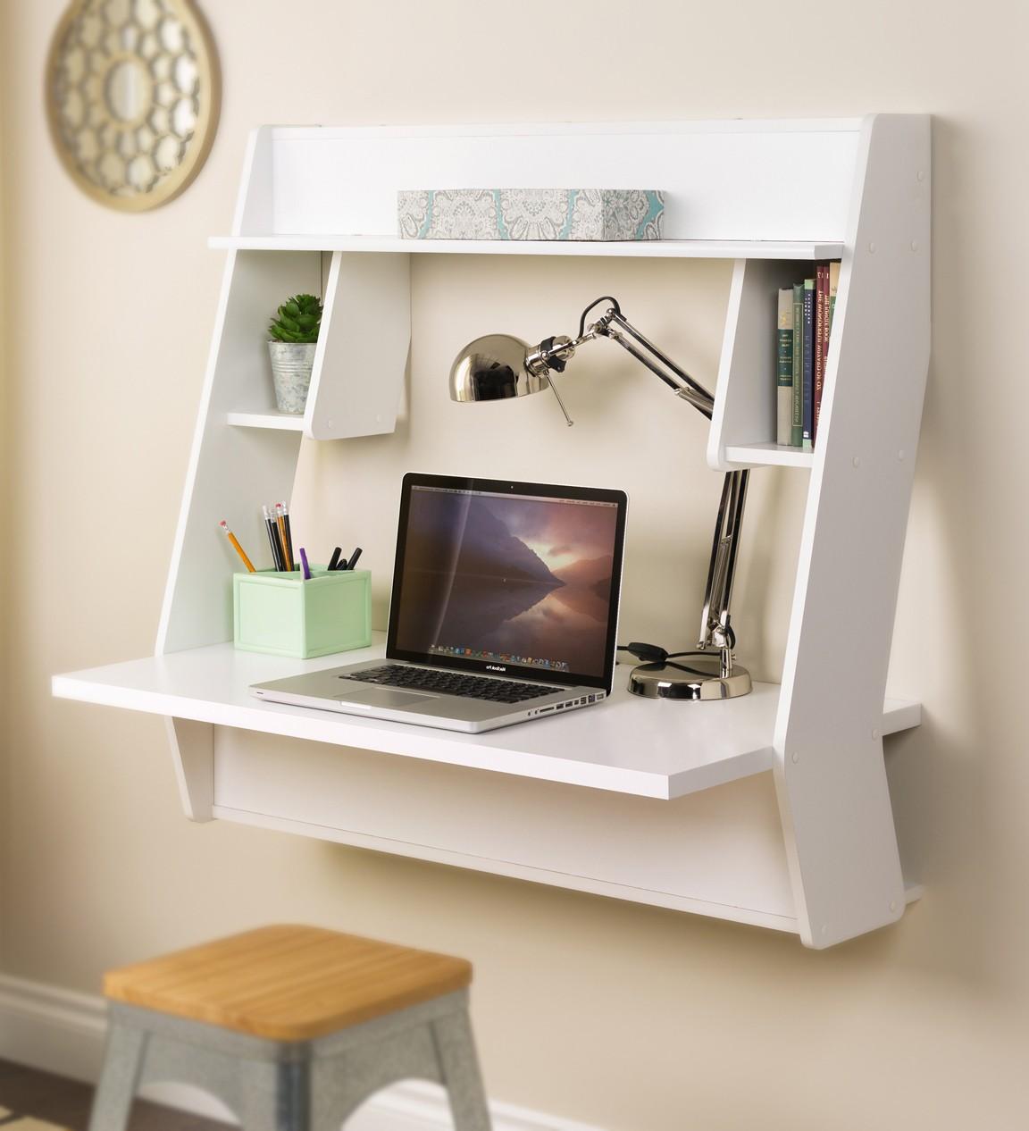 """Навесной компьютерный стол zeus"""" airtable-iii (белый) купить."""